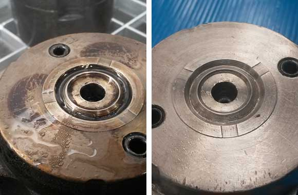 moldes extrusion caucho