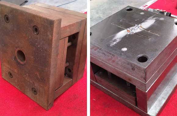 moldes inyeccion plastico