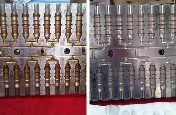 moldes de inyección de plastico